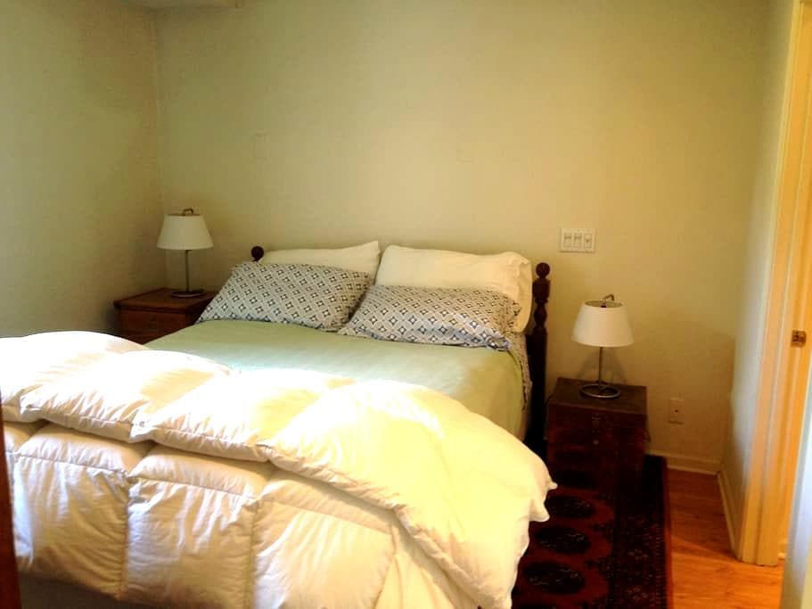Elegant Sanctuary 15min drive from Downtown - Ann Arbor - Apartment