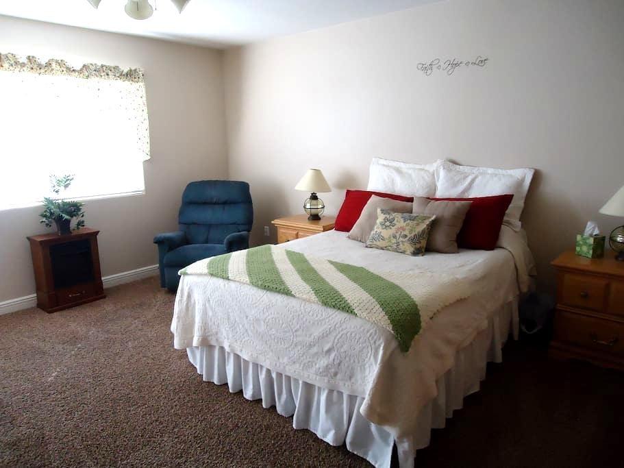 Retreat at our Suite - Hurricane - Hus