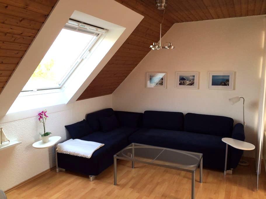 Helles 35m² Appartement im Zentrum Osnabrücks - Osnabrück