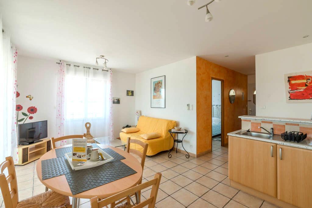 Joli  Appartement de 42m² dans Résidence Privée - Saint-Martin-de-Crau