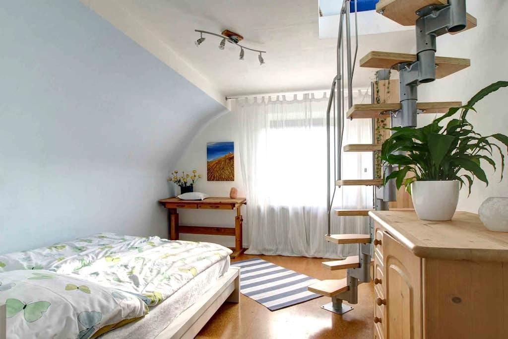 Maisonette apartment betw. CNG/DUS - Leverkusen - Daire