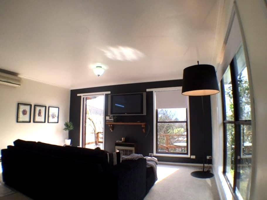 Quality central apartment up town - Warrnambool - Apartamento