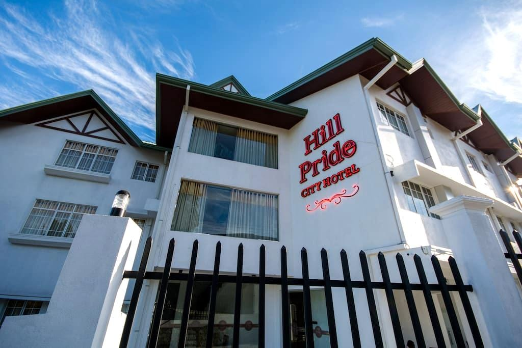 Hill Pride City Hotel - Nuwara Eliya - Bed & Breakfast