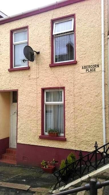 12 ABERCORN PLACE , DERRY - Londonderry - House
