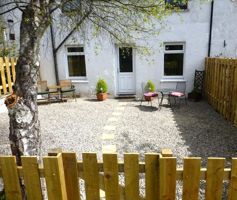 'The Bolt-Hole' Cottage, Foyers - Foyers - Apartamento