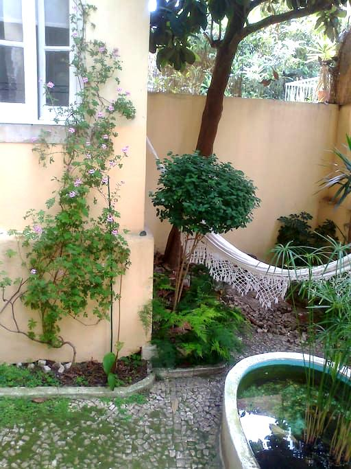 Cool room in Lisbon Center - Lisboa - Huoneisto