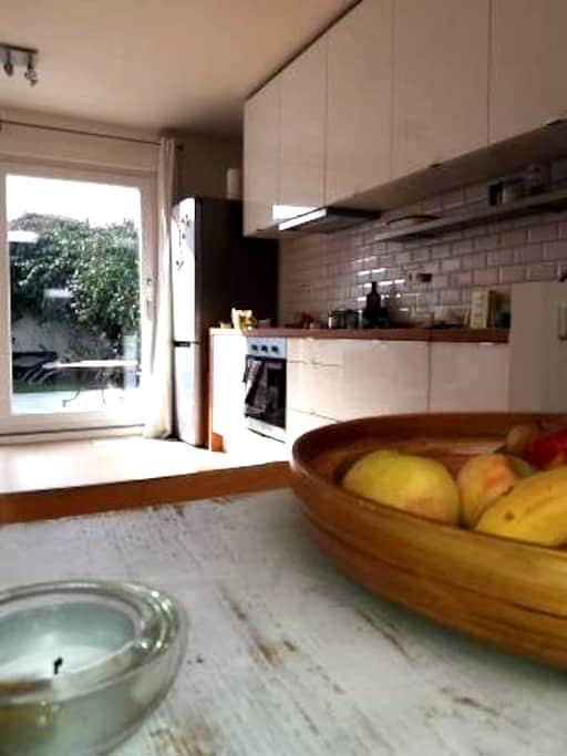 Feel at home near historical centre - Gent - Townhouse