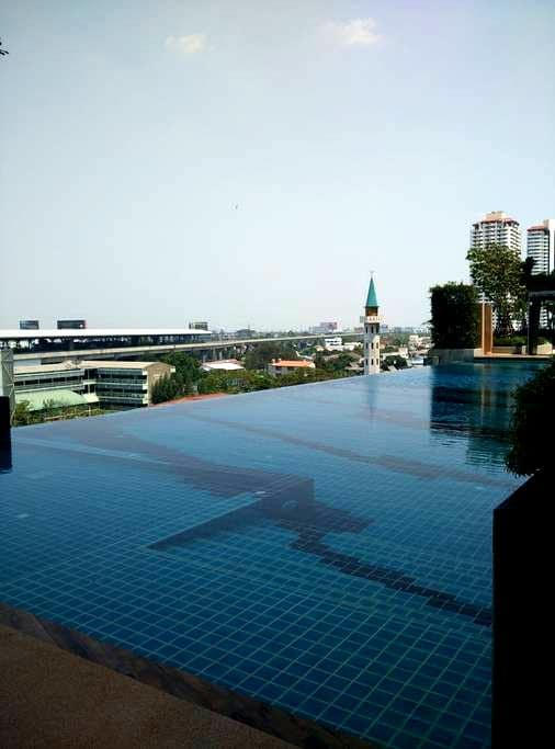 close to airportlink station huamak - Suan Luang - Apartment