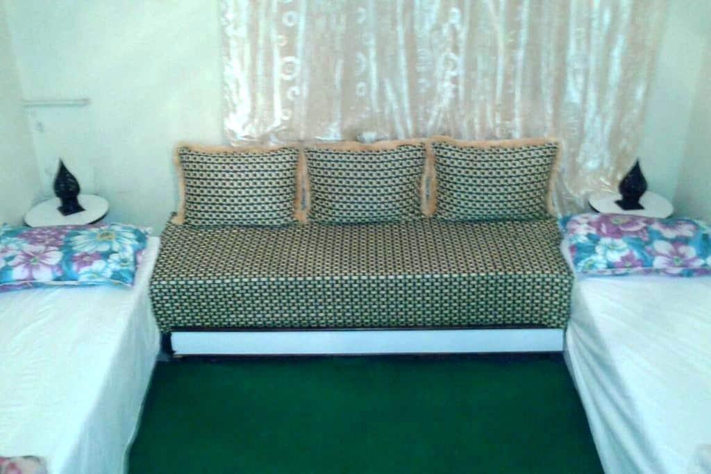 Charmante chambre à Rabat - Rabat - Appartement