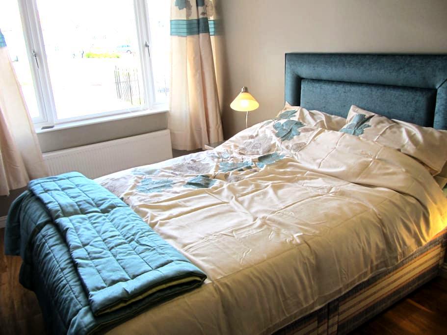 ENSUITE DOUBLE ROOM - OWN ENTRANCE - Prestonpans - House