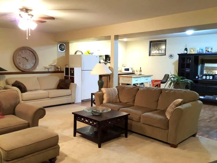 Wenatchee Valley Retreat - East Wenatchee - House