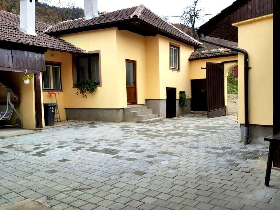 Villa Fântânele - Fântânele - Villa