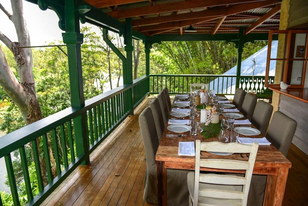 Grand Barron Lodge - Victoria suite - Kuranda - Bed & Breakfast