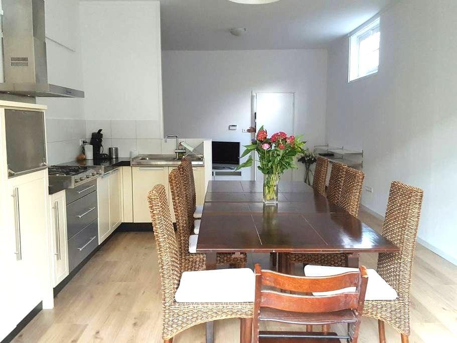 Prachtig appartement van 60 m2 nabij Utrecht - De Bilt