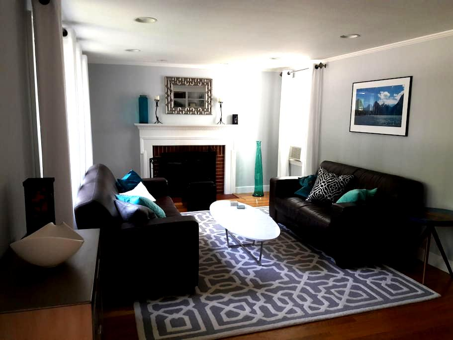 Private BR&BA near Olin, Wellesley, Babson College - Needham - Dom