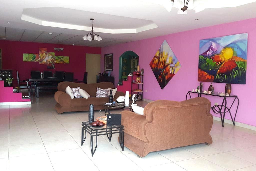 Habitación en casa de campo - Aguadulce - Haus