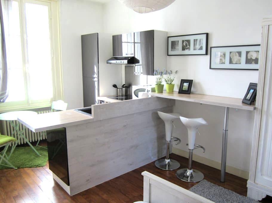 AngersQuietStudioViewonTropicalGard - Angers - Apartment