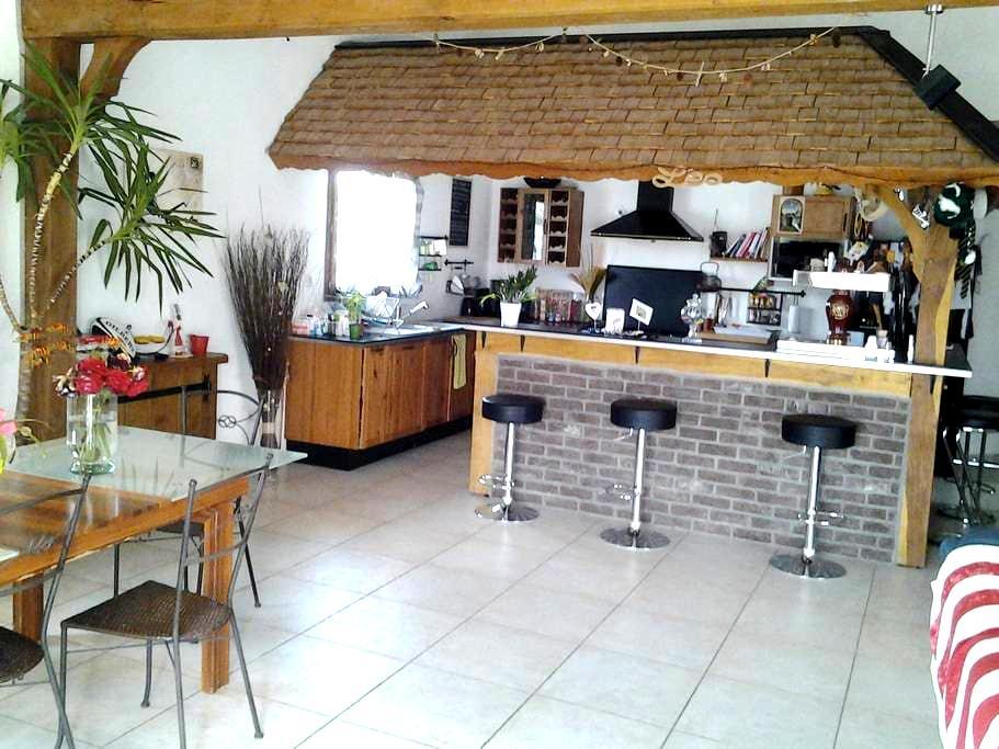 Jolie Maison entre lac et champagne - Chalette-sur-Voire - Hus
