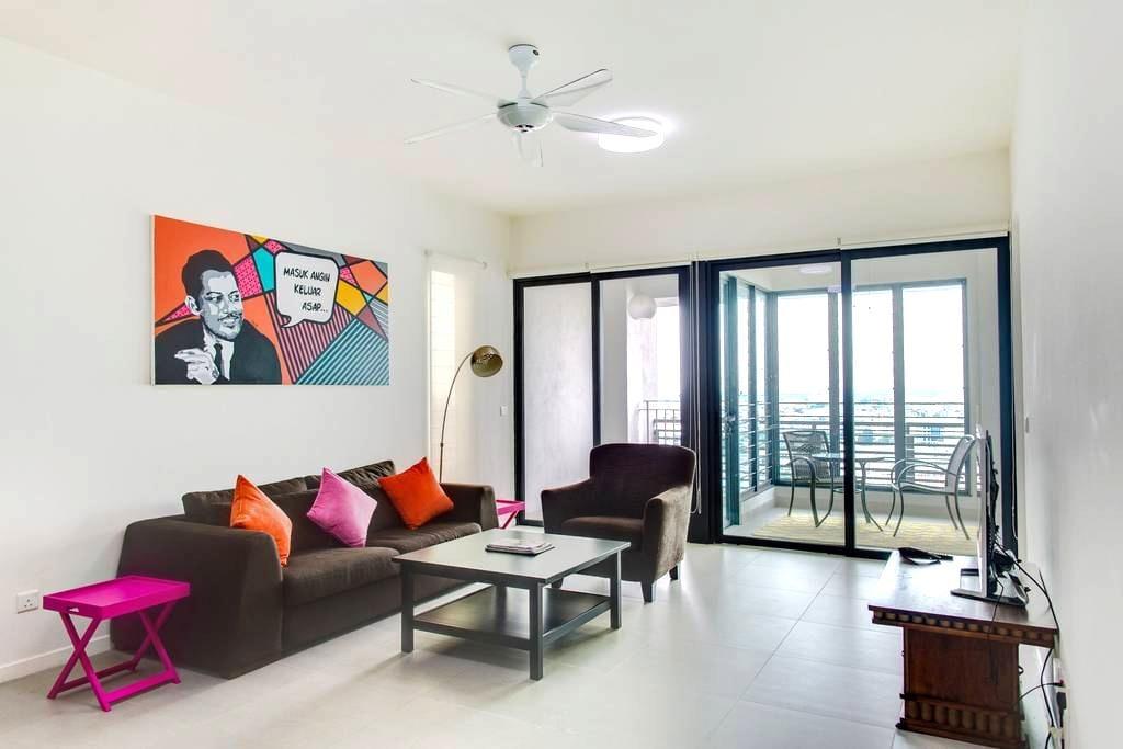 Perfect Place in PJ - Petaling Jaya - Apartment