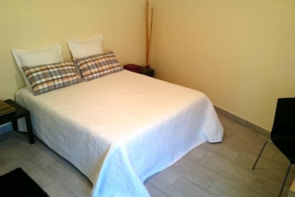 Habitación cálida y acogedora en Andorra - Андорра-ла-Велья