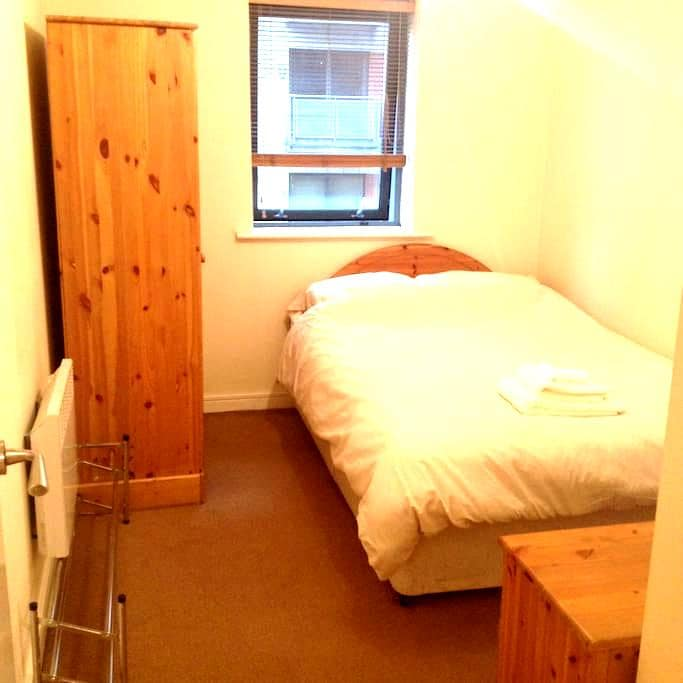 Central Manchester Double Room - Green Quarter - Manchester - Pis