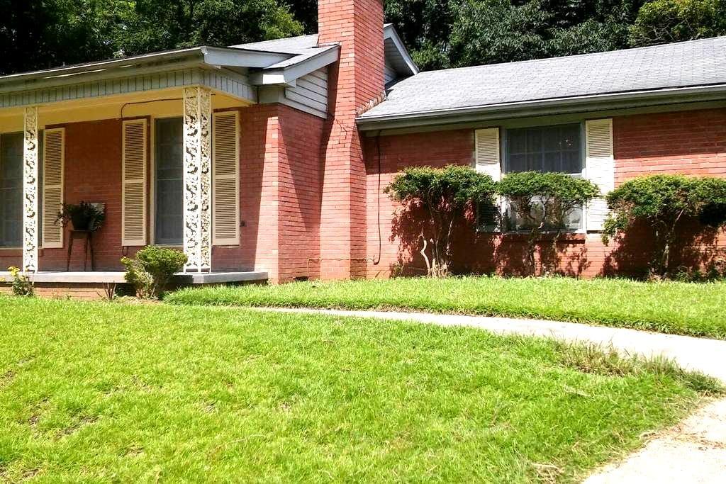 House Parkside Drive  Vicksburg, MS - Vicksburg - Dom