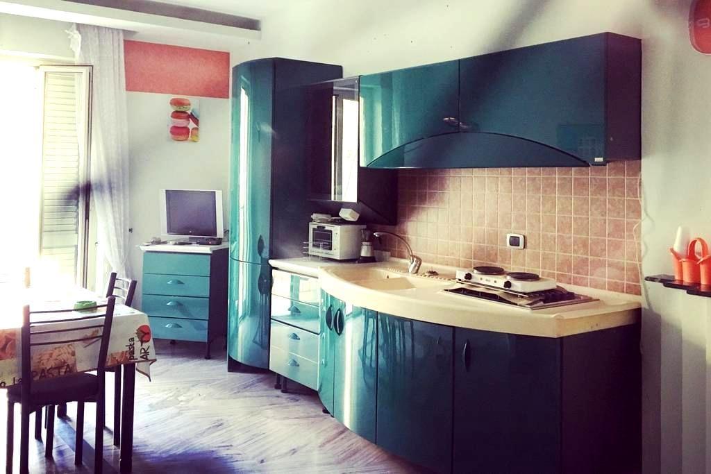 A casa Napoletana! - Nápoles - Apartamento