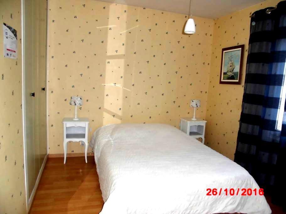 Chambre privée dans maison individuelle - Provins - Talo