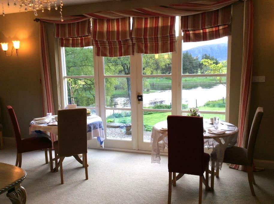 Braeriach Guest House - Kincraig - ที่พักพร้อมอาหารเช้า
