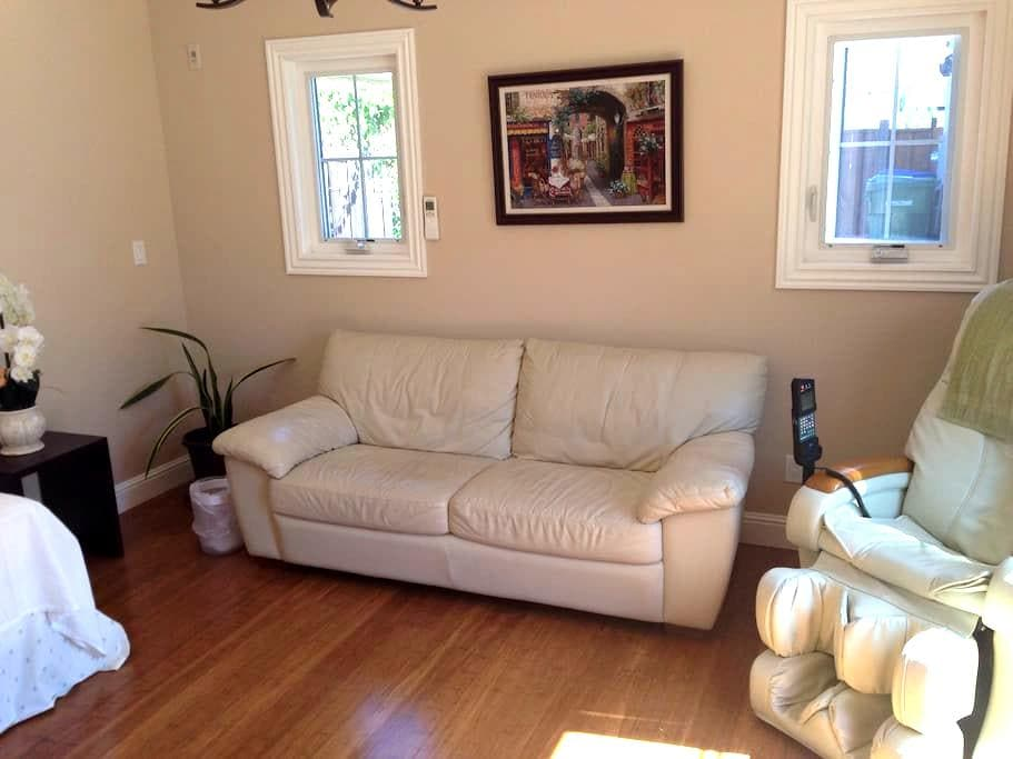 SF Bay area newly built guest house - Monte Sereno