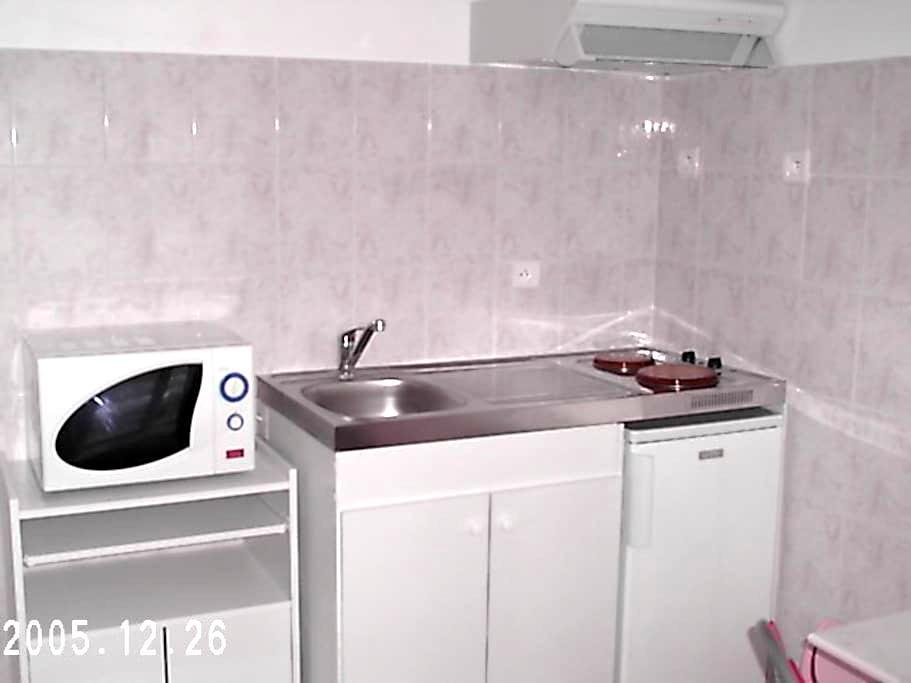 STUDIO COQUET- cadre verdure-calme-air pur vital - Geaune - Apartment