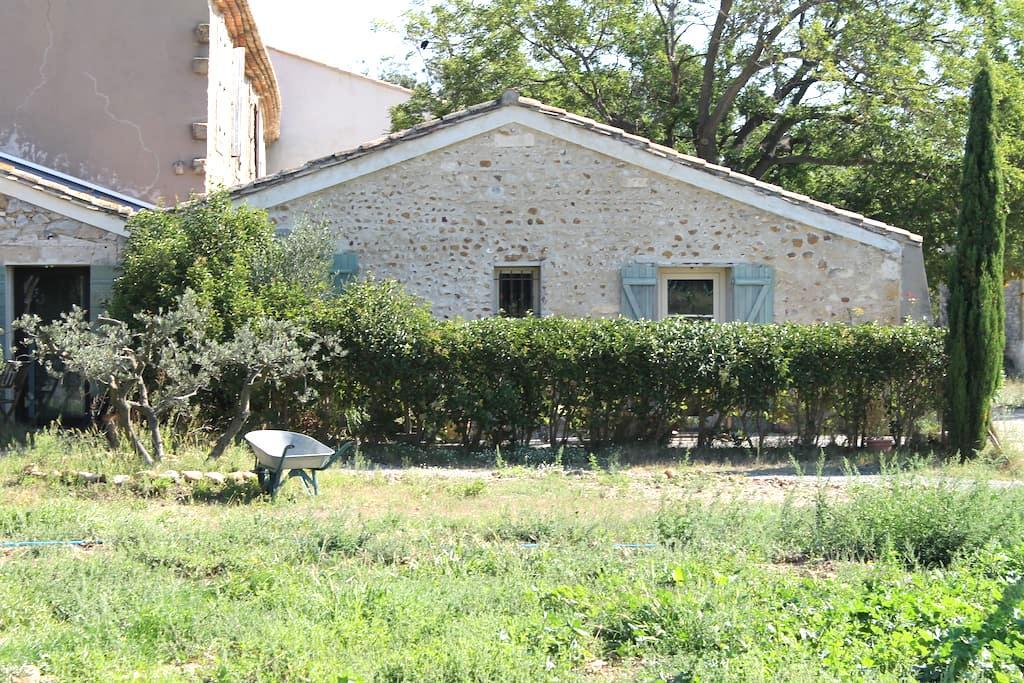 Maisonette en Provence - Saint-Martin-de-Crau