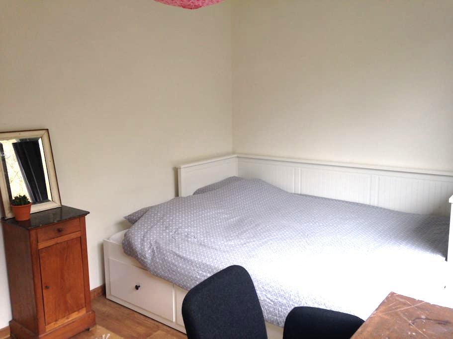 Rustige kamer in hoekwoning, Heilig Landstichting - Heilig Landstichting - Huis