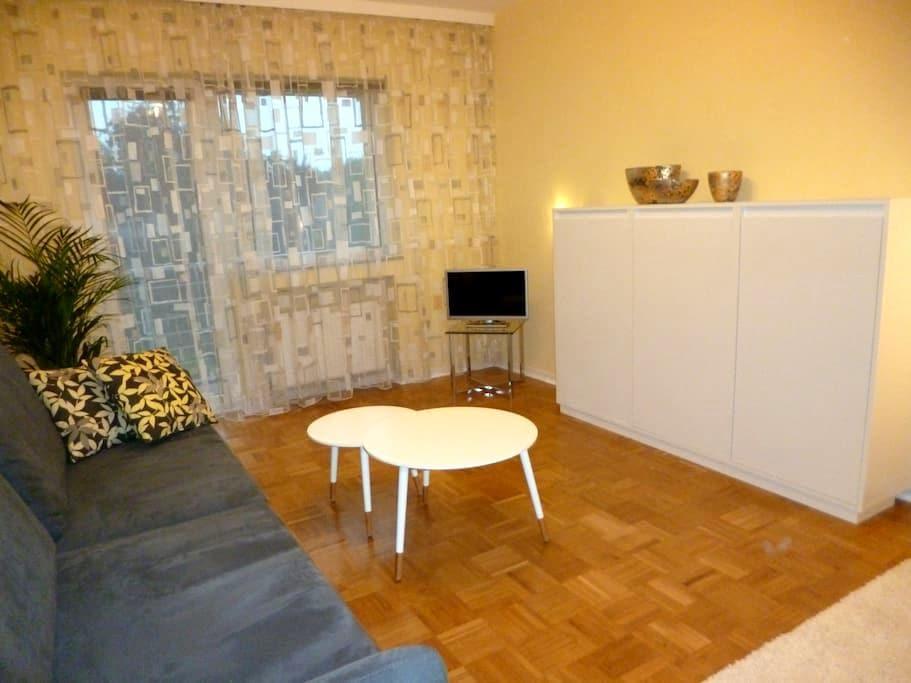 Modernes, wohnliches kleines Haus - Duisburg - Casa