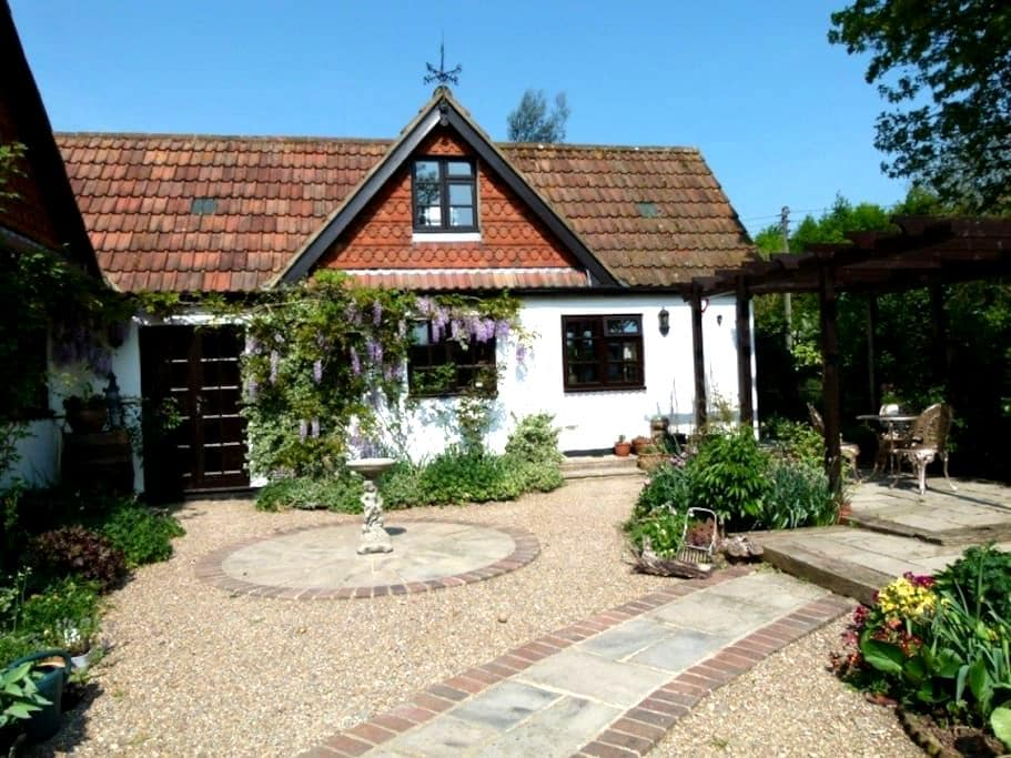 The Getaway - South Downs Getaway - Ringmer - Daire