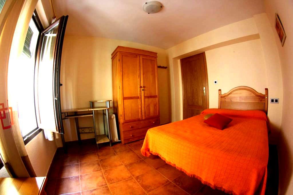 II*ENTRE ALHAMBRA Y ALBAYZIN* centro antiguo(WIFI) - Granada - Apartamento