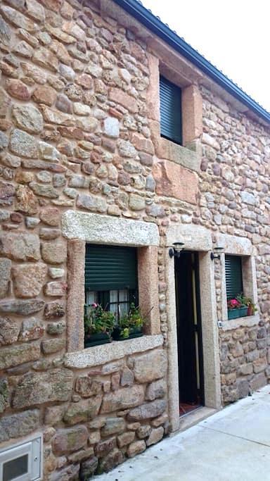 Casa de Piedra en Vilar de Cereixo-Vimianzo - Vimianzo