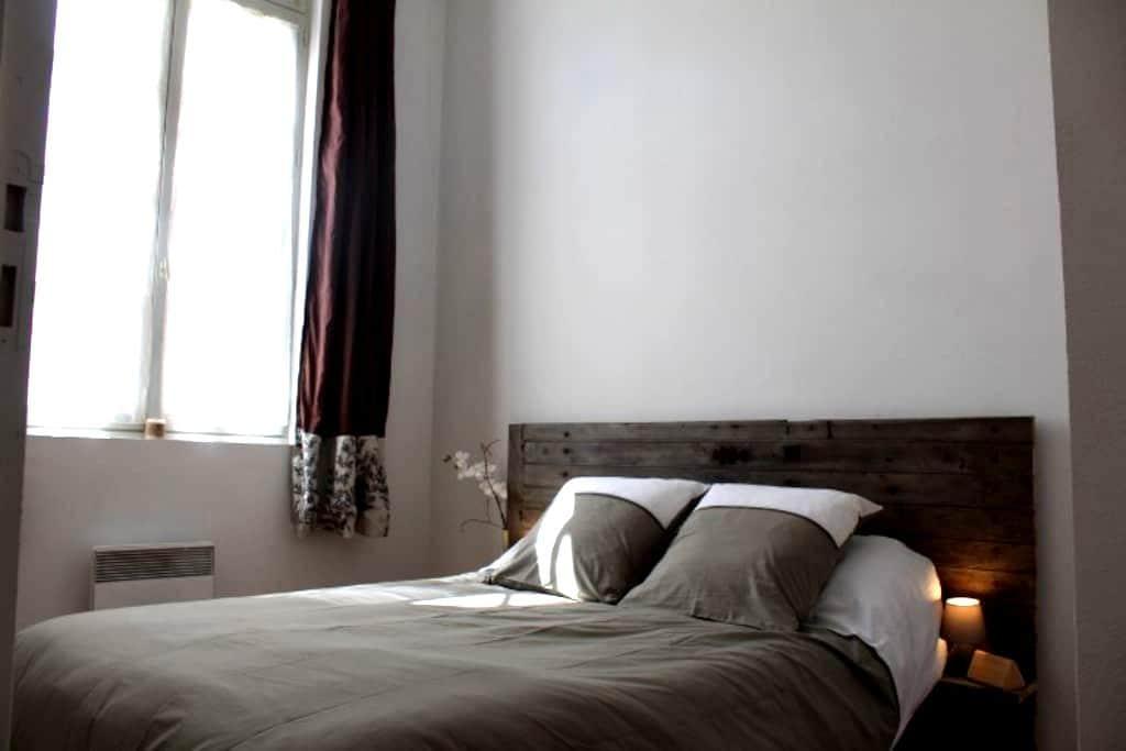 Charming apartment bord de loire - Saumur - Apartemen