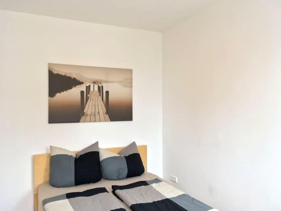 Gemütliches, kleines Zimmer mit Balkon - Hambourg - Appartement