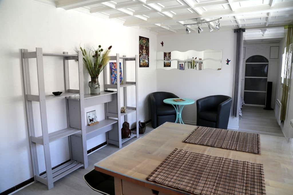 Le petit nid - 博訥(Beaune) - 公寓