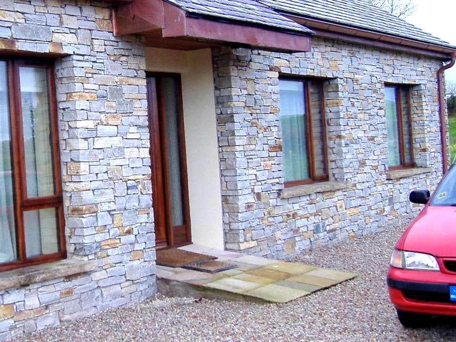 Double&Twin both ensuite  Ramelton. - Rathmelton - Bed & Breakfast