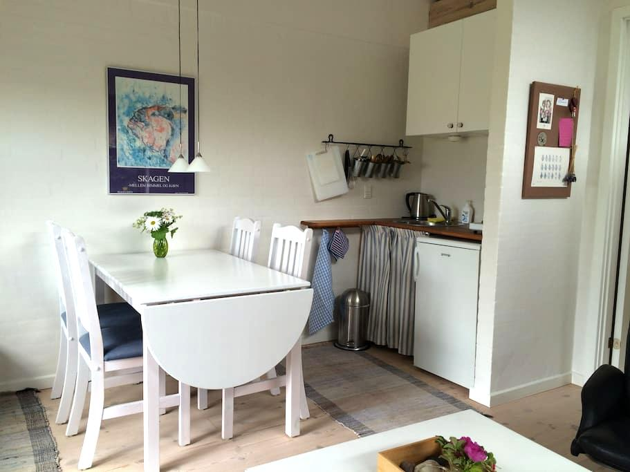 Bright, well positioned apartment - Skagen - Appartement