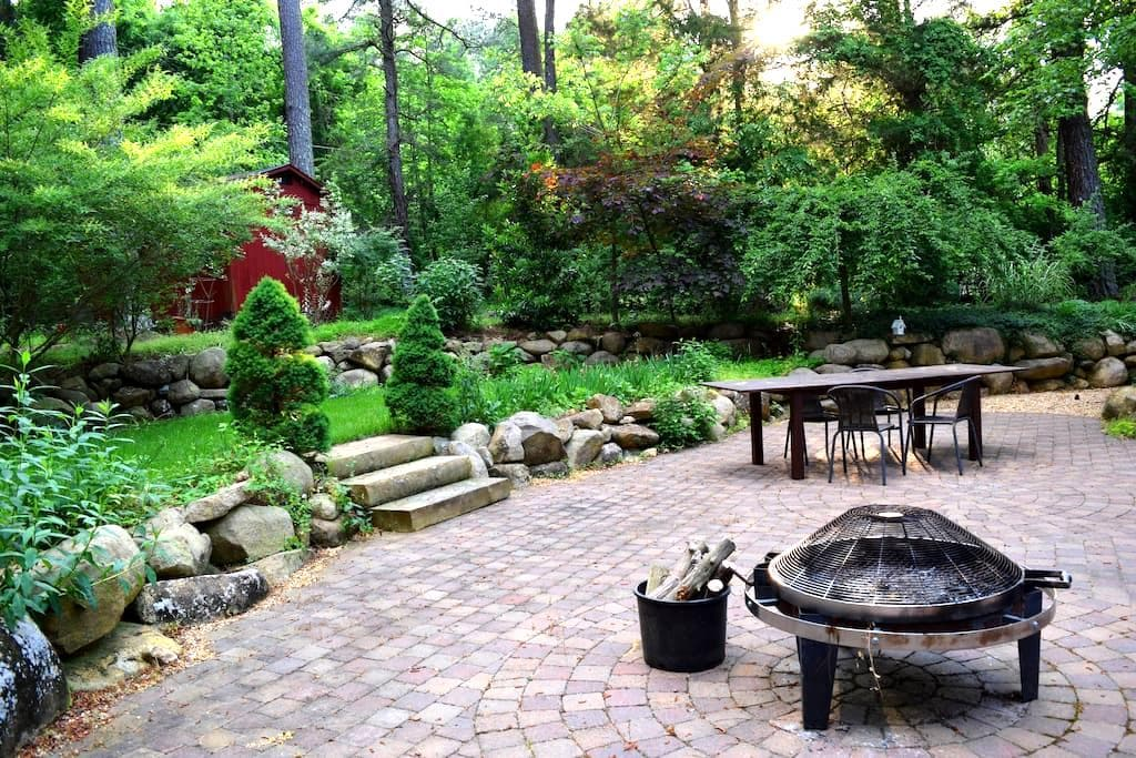Peaceful Pittsboro Retreat - Pittsboro