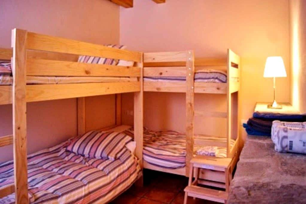 Pedraforca: Habitacion en el PN Cadí-Moixeró - Bagà