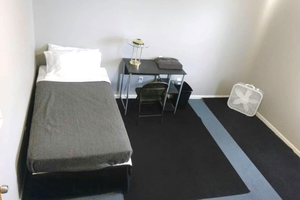 Room#5 Beta House Cultural District - Flint
