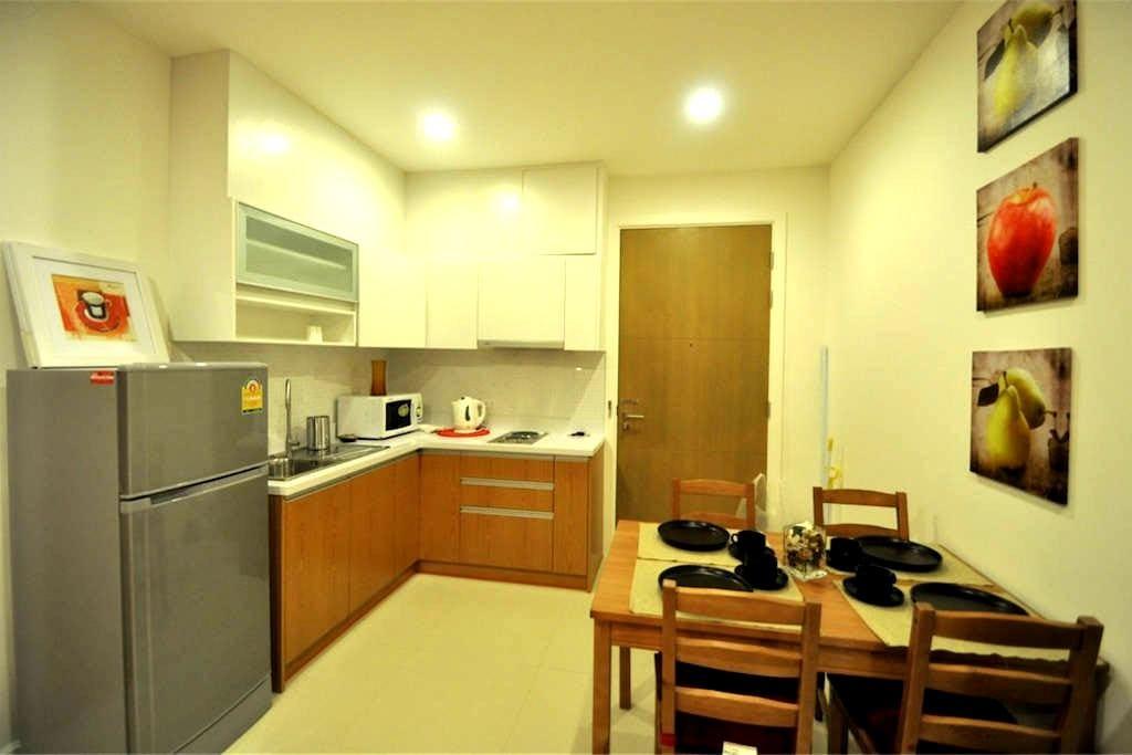 Seacraze one bedroom apartment  - Nong Kae