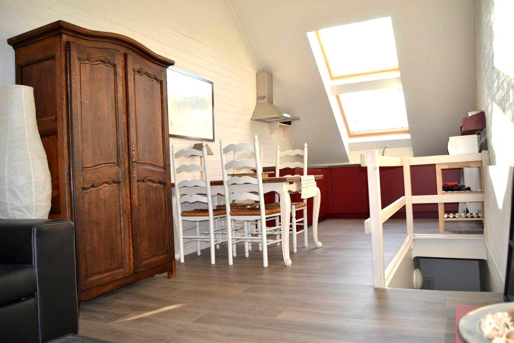 GeWoonWeg sportief & groen logeren - HOFSTADE - Apartment