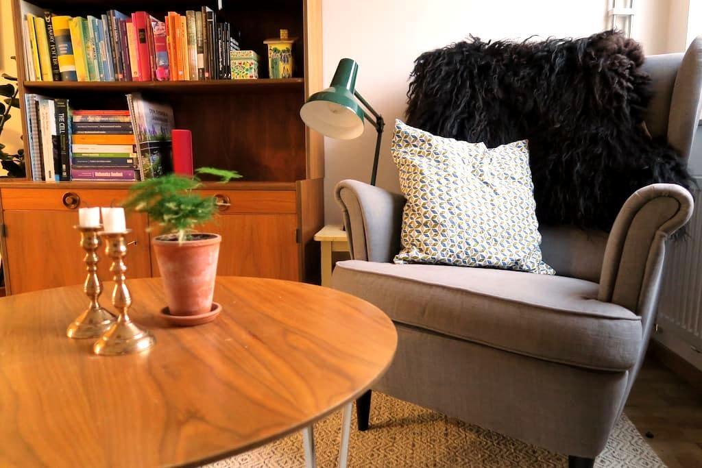 Cozy room near central Helsingborg - Helsingborg - Lejlighed