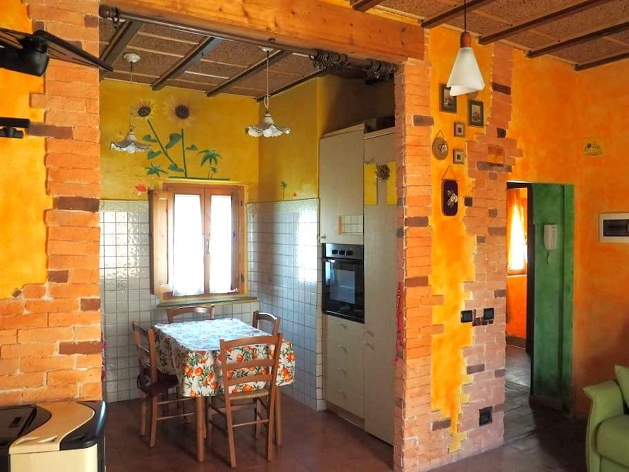The apartment you can't miss in Tuscany... - Poggibonsi - Lägenhet