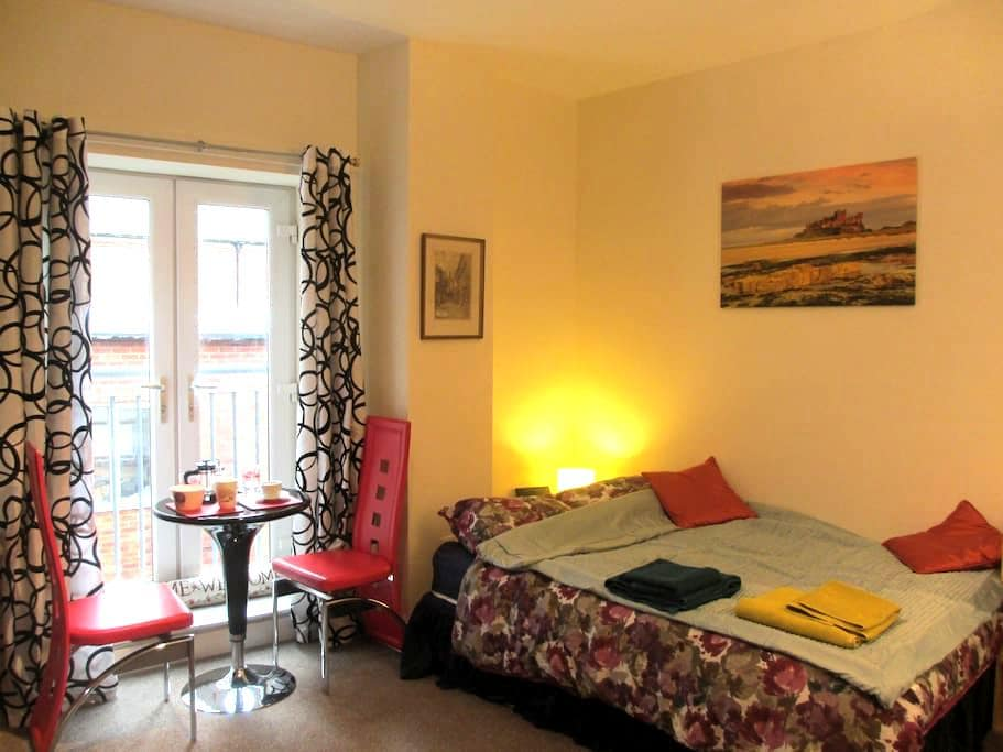 Quiet and best central location - Newcastle upon Tyne - Appartement